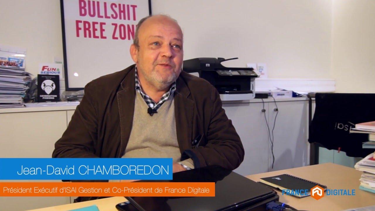 (Français) Jean-David Chamboredon s'invite dans la campagne présidentielle