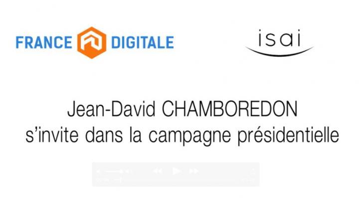 L'interview vidéo de Jean-David Chamboredon vue par une stagiaire