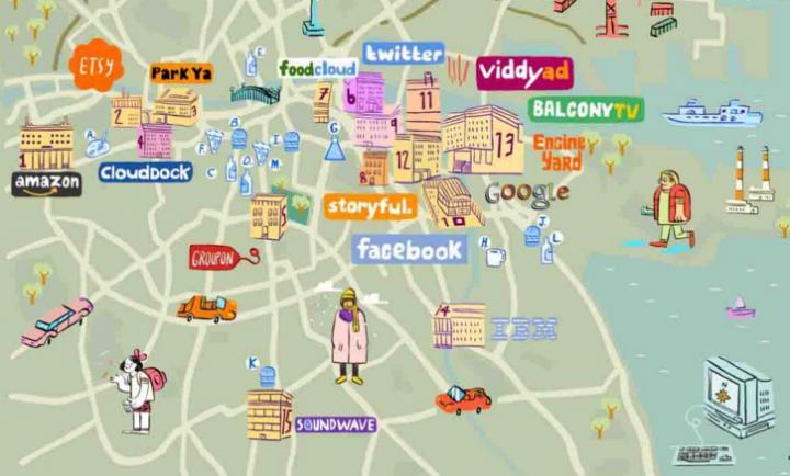 Dublin et les cadors de la tech #4 : visite de Google
