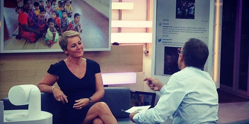 Le congé solidaire s'invite dans la matinale de France TV info