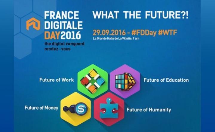 #FDDAY France Digitale Day 2016