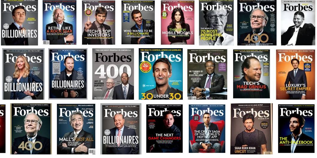 3 questions à Jean Rognetta, Directeur de la rédaction de Forbes France