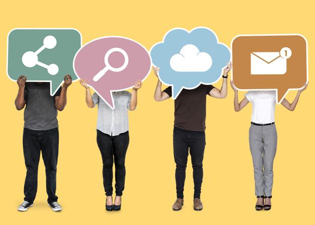 Veille média réseaux sociaux