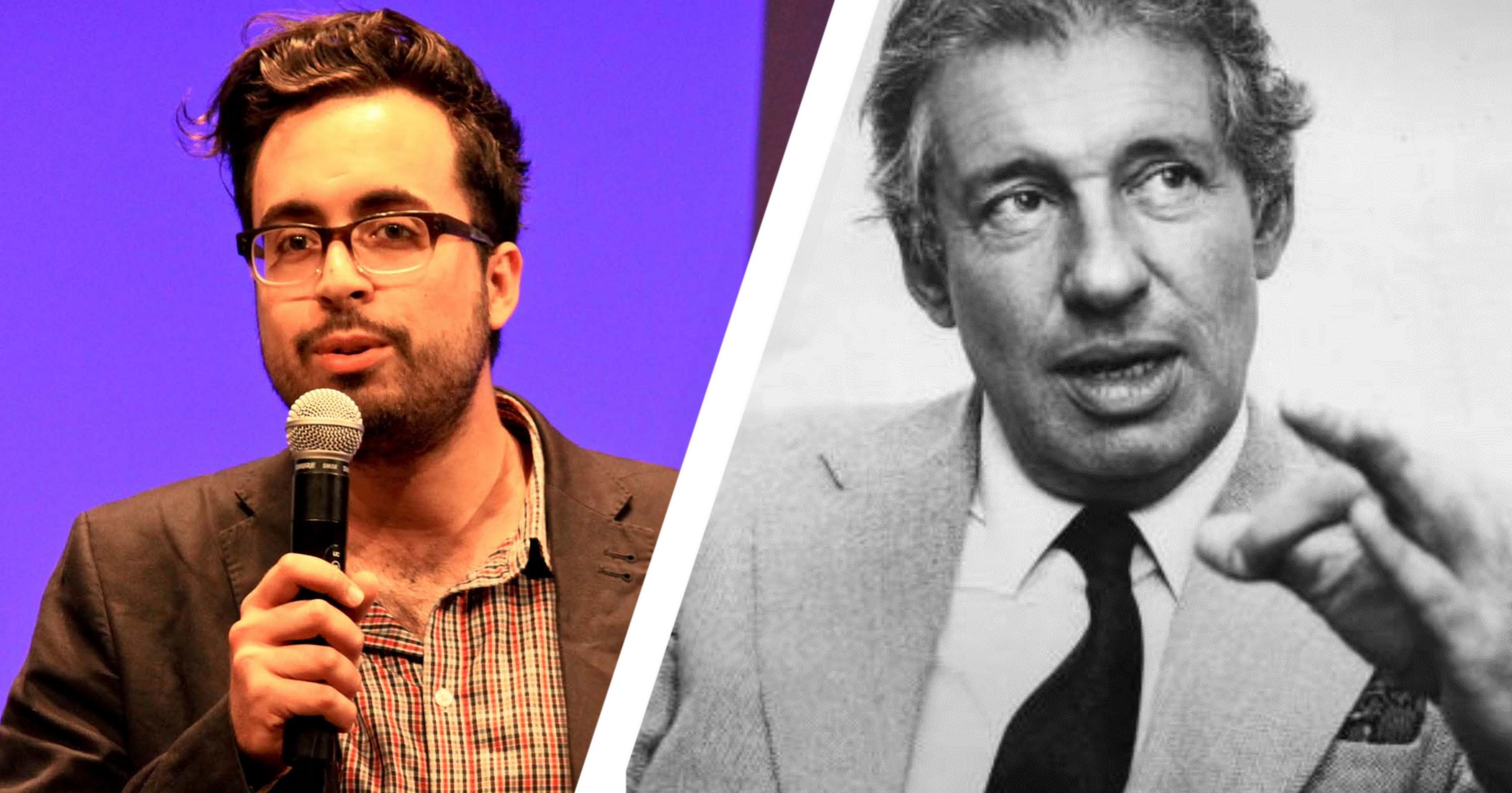 Dans les actualités de la semaine : démission de Mounir Mahjoubi & disparition de Gilbert Gross