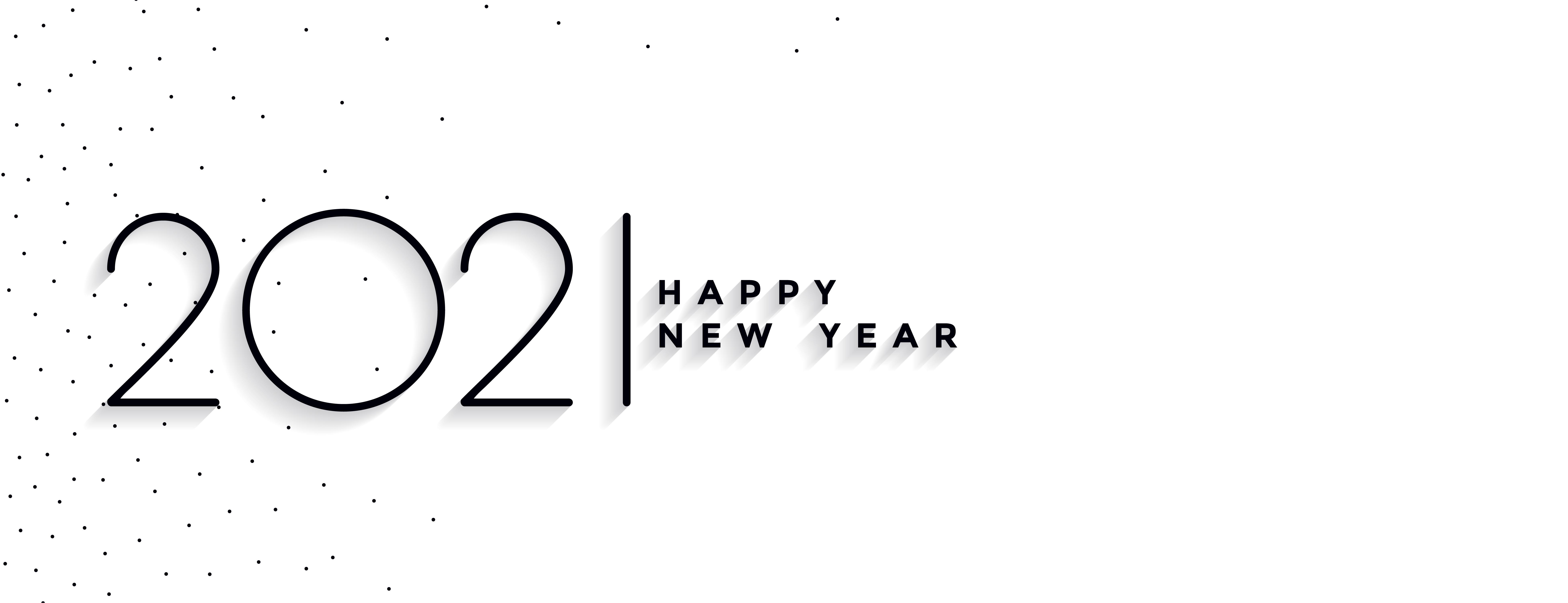 Meilleurs vœux pour 2021 !